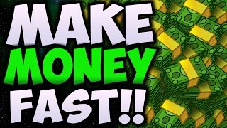 How To Make Money As A KID Or TEEN Without A Job! (FAST // 2017)