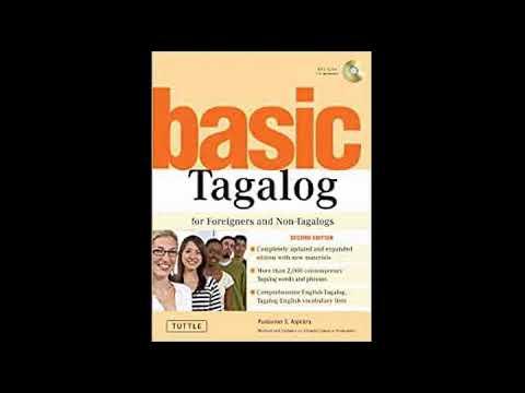 Basic Tagalog - 44 Audio Lessons - YouTube