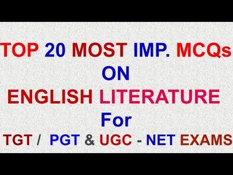 Download Mcq On English Top 125 Mcq On English Literature Engli