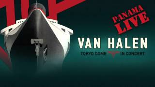 Van Halen – Panama (Live) [Official Audio]