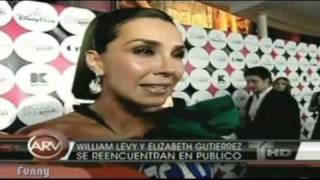 William Levy, Elizabeth Gutierrez En Fiesta 50+Bellos (ARV)