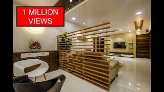 4 BHK Flat Modern Interior Design For Mr. Thakur | Mukundnagar, Pune | Manish Shah & Associates