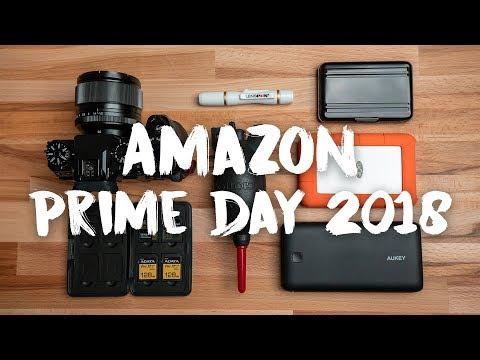 Things you need in your Camera Bag. (Amazon Prime Day 2018)