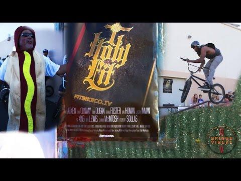 Holy FIT Premiere BMX Jam 2014