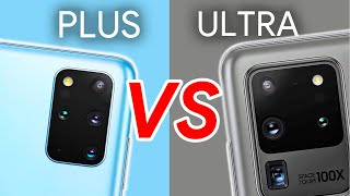 SAMSUNG Galaxy S20 ULTRA vs S20 PLUS, ¡LUCHA de BESTIAS!