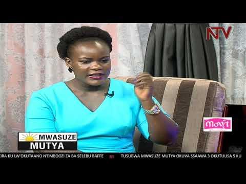 Mwasuze Mutya: Omusawo Adrian Kakooza ku bulwadde bw'omugongo