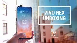 Vivo NEX S Unboxing & Hands-On: The future!