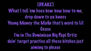 Nicki Minaj -Moment 4 Life- ft. Drake with lyrics. PINK FRIDAY