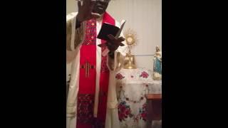 PRAYER TO REMOVE WITCHCRAFT  - REMOVE PSYCHIC ATTACKS   - PRAYER BY AUTHORIZED CATHOLIC PRIEST