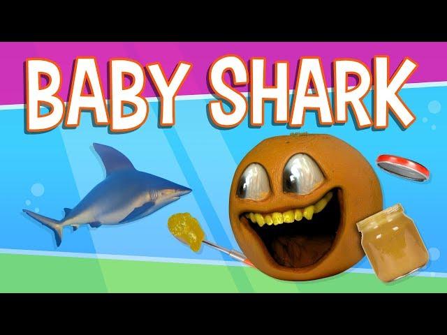 Annoying Orange - Mini Shark (ft. Markiplier)