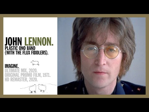 Imagine - John Lennon And The Plastic Ono Band (with The Flux Fiddlers) Mp3