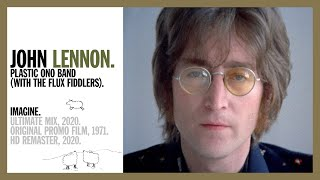 John Lennon, The Plastic Ono Band - Imagine