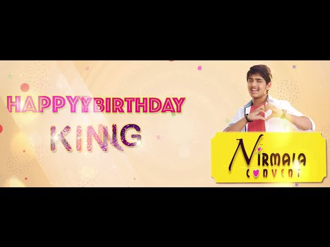 Birthday Wishes to Nagarjuna from Nirmala Convent