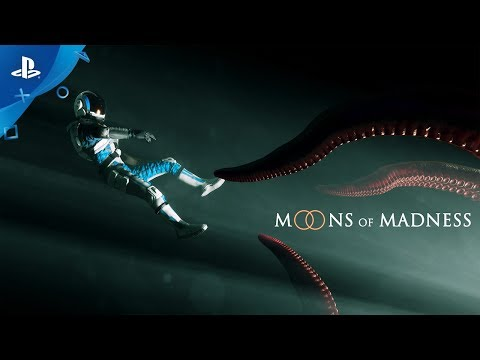 Moons of Madness - Reveal Trailer | PS4 thumbnail