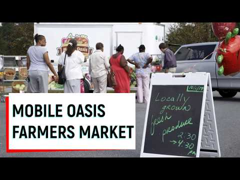Mobile Oasis Farmers Market