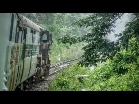 Journey Through The Lovely Dooars | Part - 2 | Gulma - Oodlabari | Onboard 55467 Bamanhat Passenger.