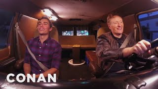Dave Franco & Conan Join Tinder - CONAN on TBS