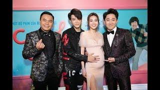 Họp báo phim Tết 2019 CUA LẠI VỢ BẦU - Trấn Thành, Lan Ngọc và dàn sao khủng