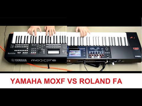 yamaha moxf6 synthesizer workstation pmt online. Black Bedroom Furniture Sets. Home Design Ideas