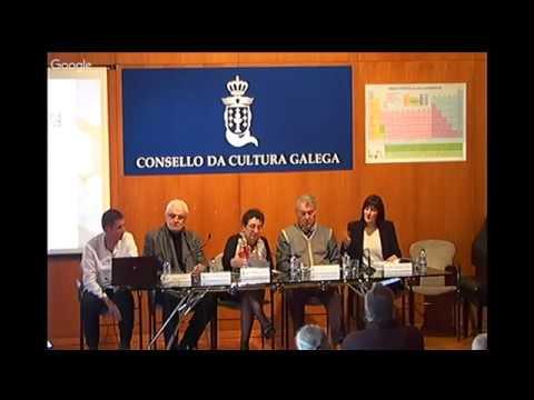 Presentación da táboa periódica en galego e do libro Guía dos elementos químicos de Manuel R. Bermejo, Ana Mª González Noya e Marcelino Maneiro
