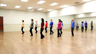 Fast Hearts And Slow Towns   Line Dance (Dance & Teach In English & 中文)