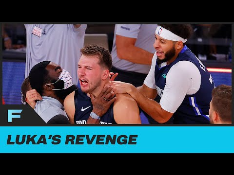 Luke Doncic Has His REVENGE With A Buzzer BEATER After Being Called A B**** A$$ White Boy!