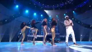 Jason Derulo & Snoop Dogg's 'Wiggle'   SO YOU THINK YOU CAN DANCE   FOX BROADCASTING
