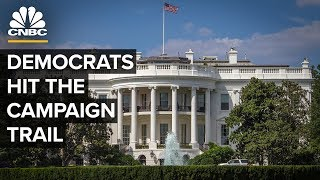 2020 Democratic candidates hit the campaign trail – 07/01/2019