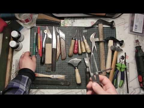 Обзор инструмента для изготовления рантовой обуви своими руками. Tool for making welt shoes