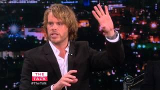 Eric Christian Olsen parle de son fils  dans The Talk 15/01/2015