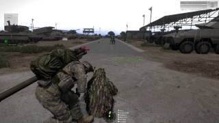 [ARMA 3] Butt Crawl