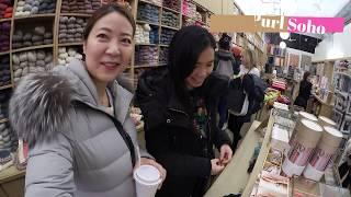 Hand Knitting Yarn shopping in NYC