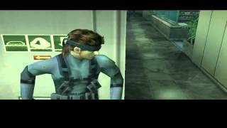 Metal Gear Solid 2 : Substance (PC) Gameplay