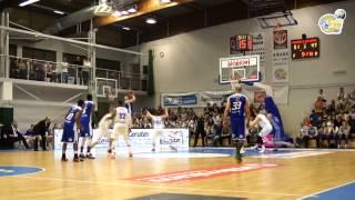 preview picture of video 'Skrót meczu Polfarmex Kutno - AZS Koszalin - 07.03.2015'