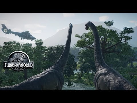 Different Story - Same Fate - Nublar & Sorna | Jurassic World Fallen Kingdom