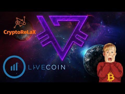 Криптовалюта PRIZM на бирже LiveCoin Как торговать?