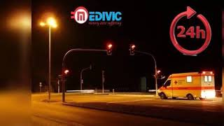 Get the Best Road Ambulance in Ranchi Any-time by Medivic Ambulance