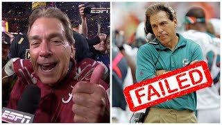 10 Great College Coaches That FAILED Miserably In The NFL