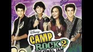 Camp Rock 2 - Wouldn't Change A Thing (Joe Jonas Solo)