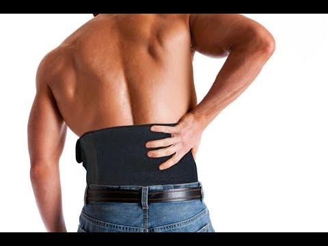 Die Lendenschmerzen und das Schultergelenk
