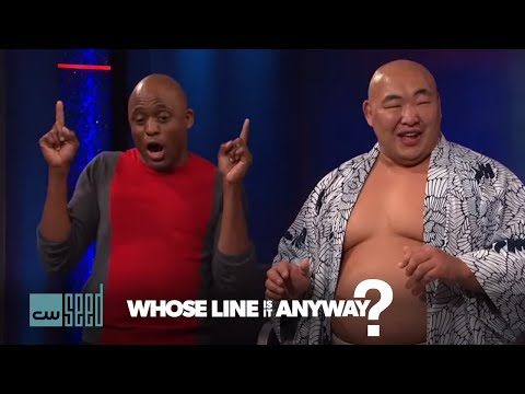 Whose Line Is It Anyway?: To nejlepší z... #4