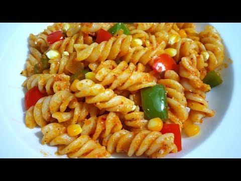 Chinese Style Pasta की येह रेसिपी देखने के बाद आप सभी नयी पुरानी पास्ता रेसिपीस भूल जाओगे