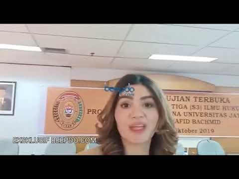 Hilda Vitria di Acara Fahmi Bachmid, Ogah Bicara Billy Syahputra
