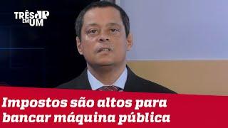 Jorge Serrão: ICMS e modelo brasileiro são os grandes vilões na questão do combustível