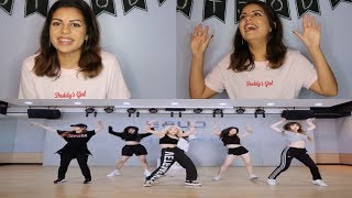 ((G)I DLE)   'Uh Oh' (Choreography Practice Video) REACTION