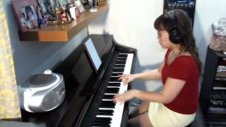 Ailee - Evening Sky - Piano sheets