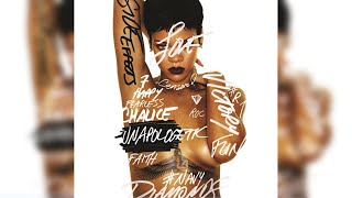 Rihanna - No Love Allowed [LYRICS]