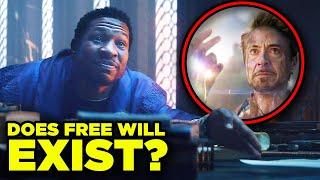 LOKI: Does FREE WILL Exist in the MCU? | BQ
