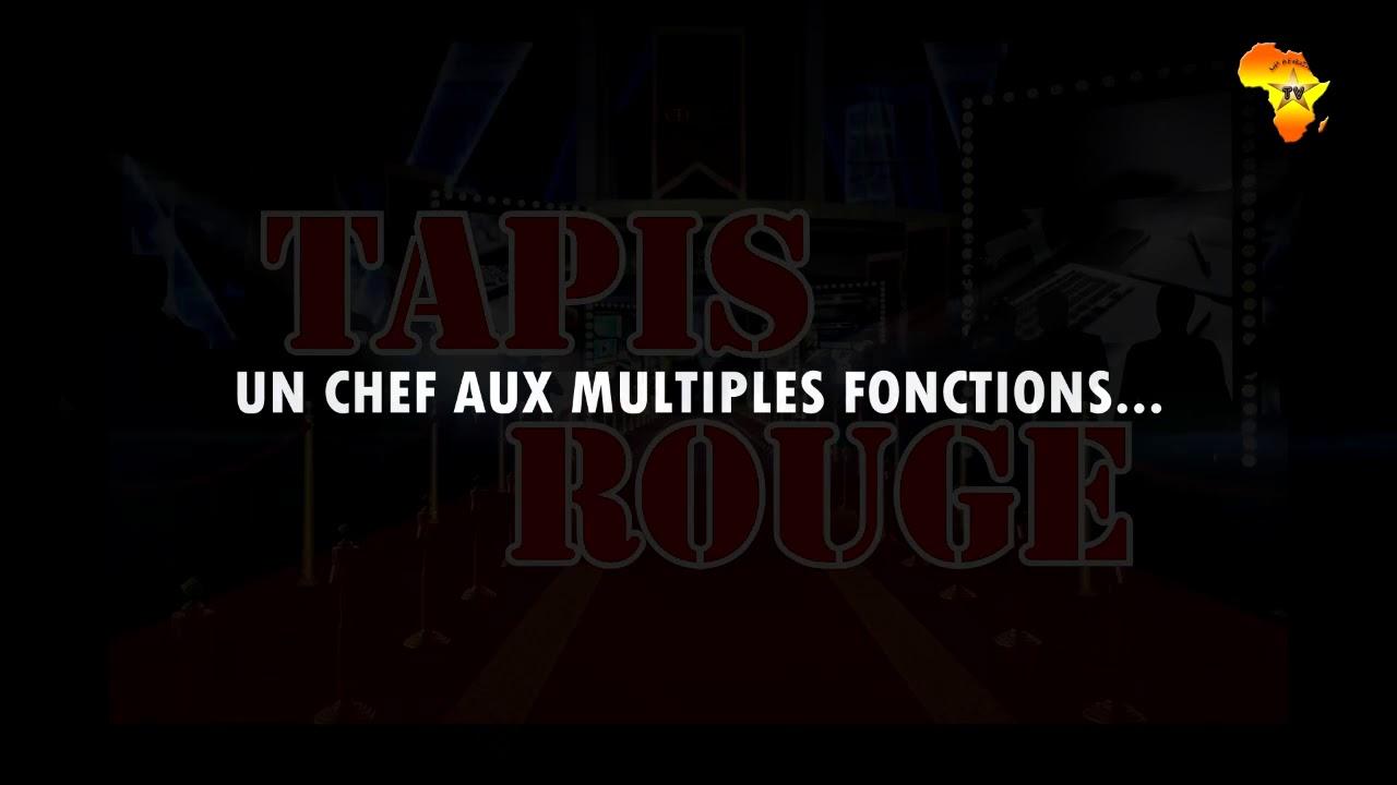 Tapis Rouge: SM WENANG Patrice 1er