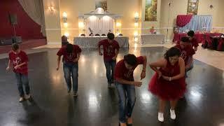 Sofie's Sweet 16 Surprise Dance 2019 (Bachata, Huapango, Cumbia, Wepa)